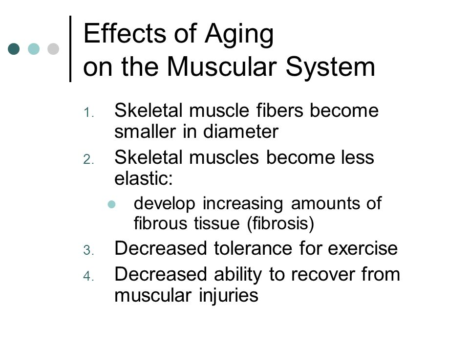 the aging musculoskeletal system essay Musculoskeletal disorders or msds are injuries and disorders that affect the human body's movement or musculoskeletal system (ie  research papers.