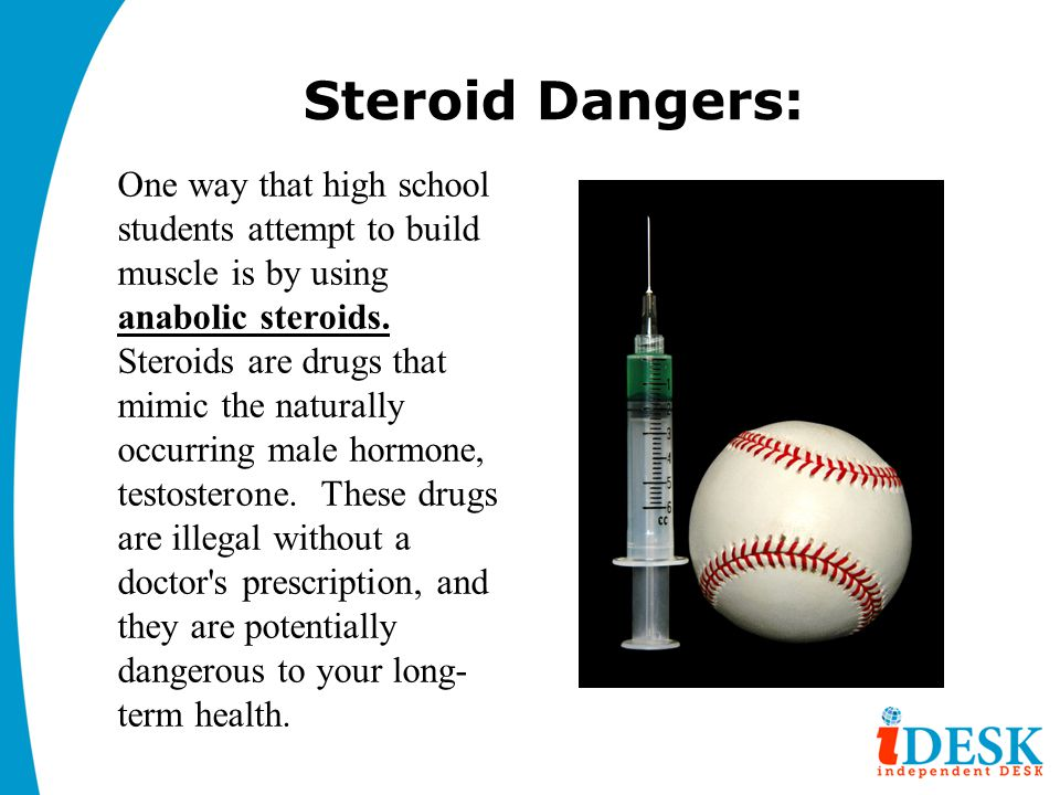 Reversing Steroids Devastating Side Effects