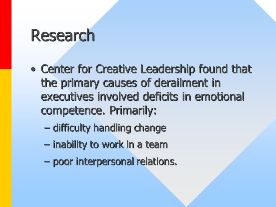 The Center for Creative Leadership ... - Case Study Analysis