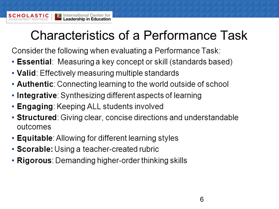 The effects of different personality traits on the performance of students