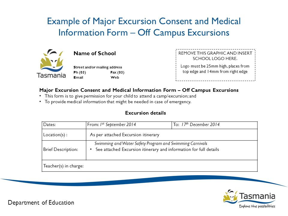 Procedures For Planning OffCampus Activities  Ppt Download