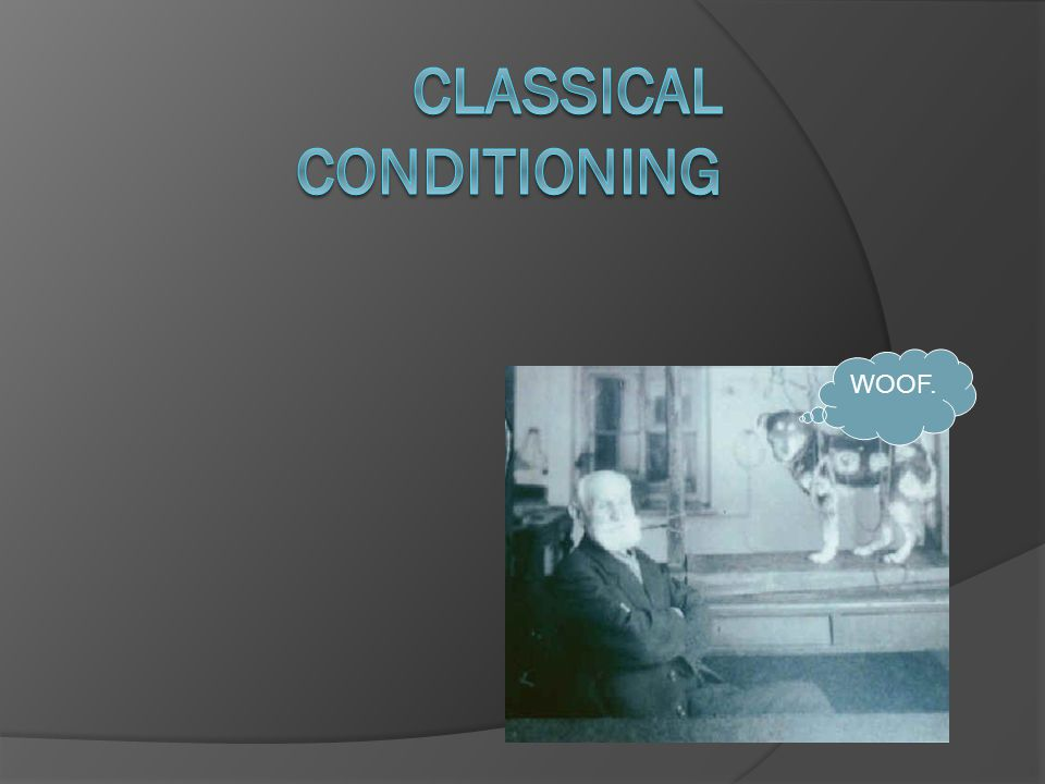 The researcher responsible for discovering classical conditioning was