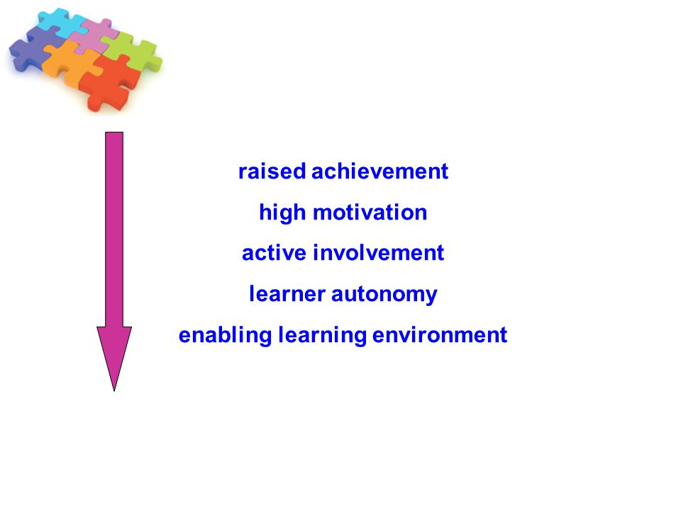 enabling learning environment