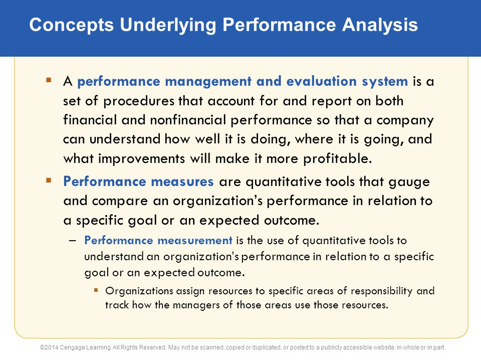 23 Flexible Budgets And Performance Analysis Principles Of
