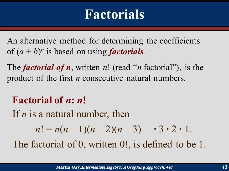Sequences, Series, and the Binomial Theorem - ppt video ...
