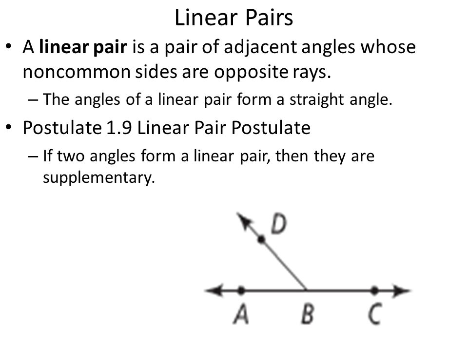 1.5 Exploring Angle Pairs 9/20/10 - ppt video online download