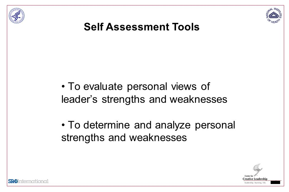 Three Steps for Using Leadership Assessments to Pinpoint Personal Strengths and Weaknesses