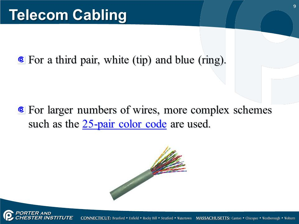 telephone wiring color code tip ring telephone cable wiring color code