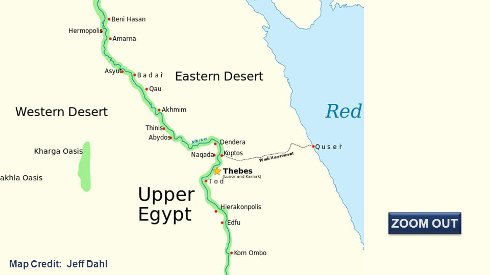 Geography Of Ancient Egypt Ppt Download - Ancient egypt map