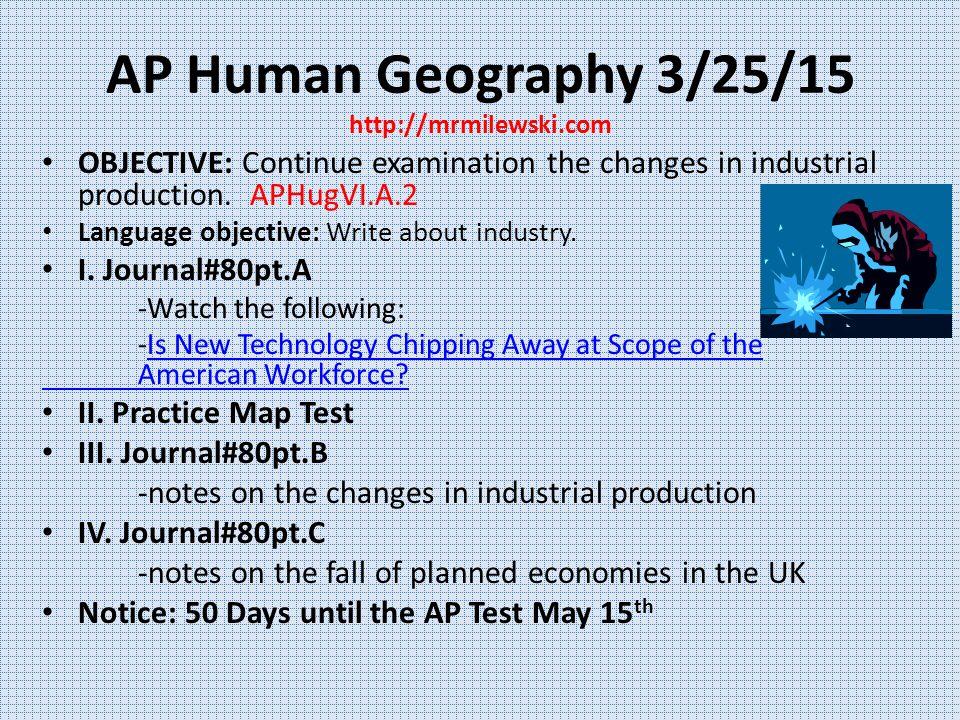ap human geography practice test pdf