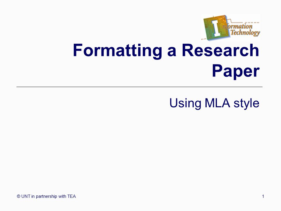 formatting a research paper using mla style notes organizer Formatting a research paper using mla style plan lesson plan course title: formatting research paper using mla notes organizer.