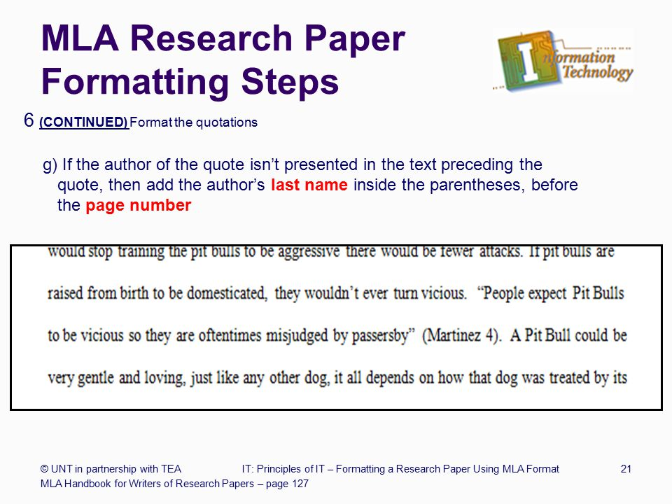 mla rules termpaper Discover the basic guidelines for the mla paper format, including information about margins, fonts, headers, page numbers and section headings.