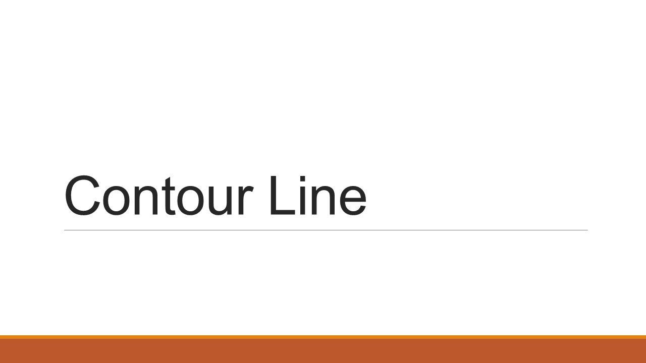 Contour Line Drawing Powerpoint : Contour line ppt video online download