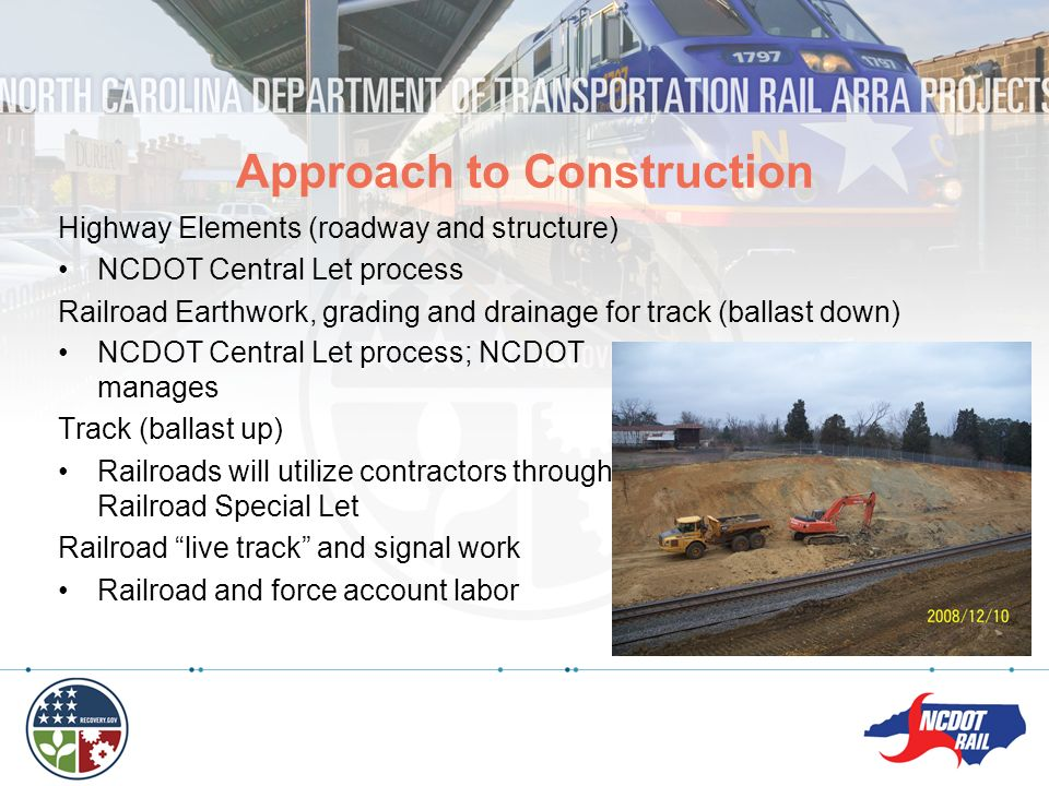 Approach to Construction