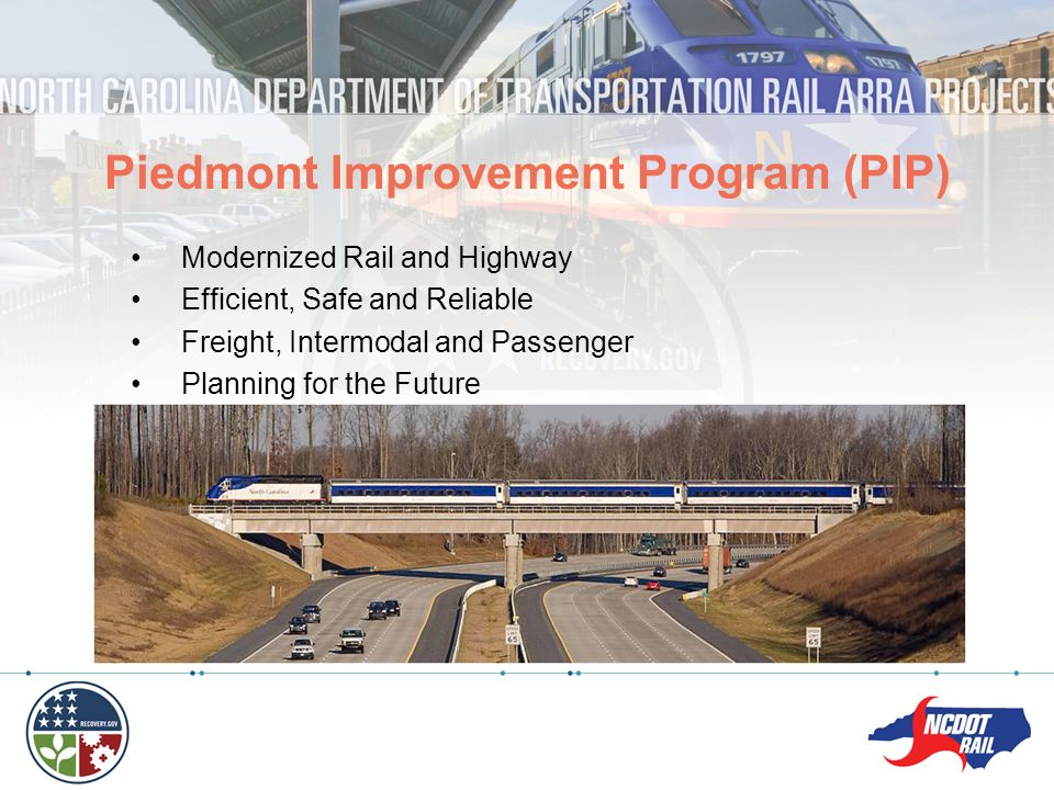 Piedmont Improvement Program (PIP)
