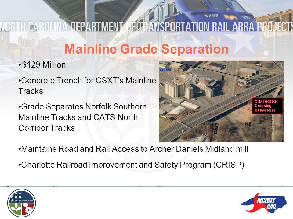 Mainline Grade Separation