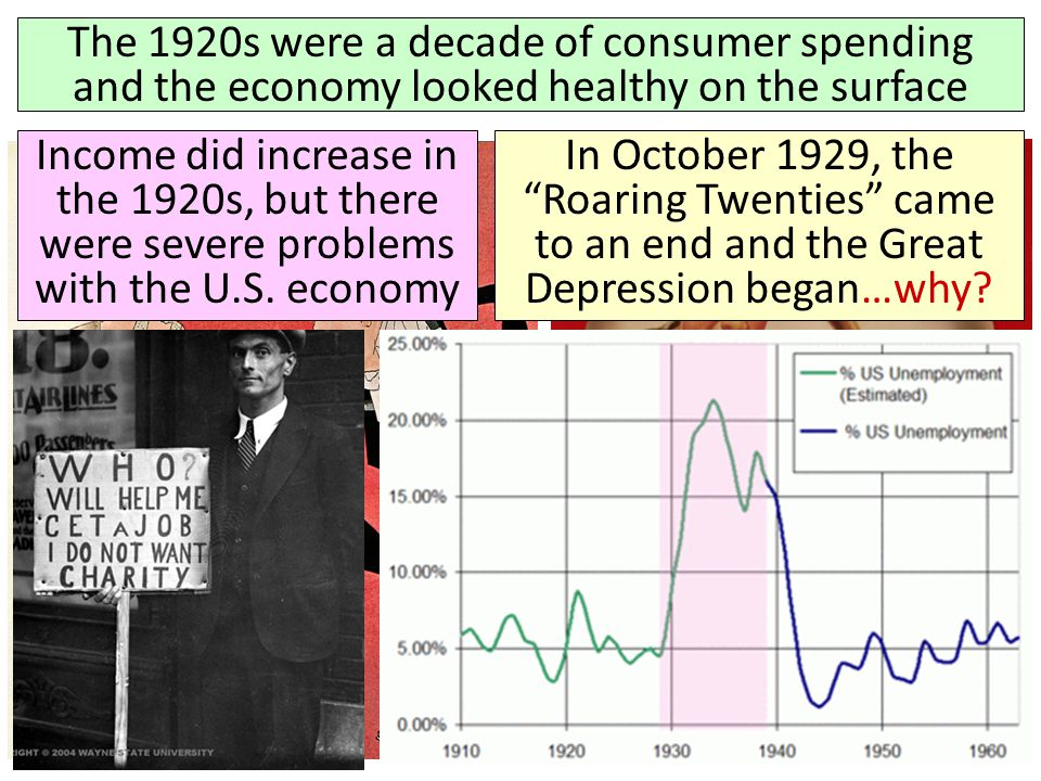 economic problems of the great depression The causes of the great depression in the early 20th century have been extensively discussed by economists and remain a matter of active debate they are part of the larger debate about.