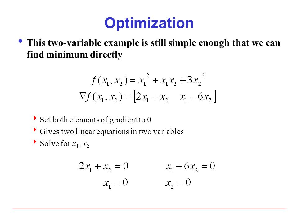 how to find maximum of two variable function