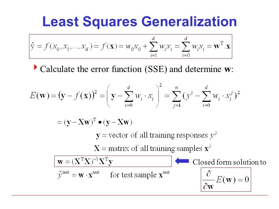 Classification and Prediction: Regression Via Gradient Descent ...