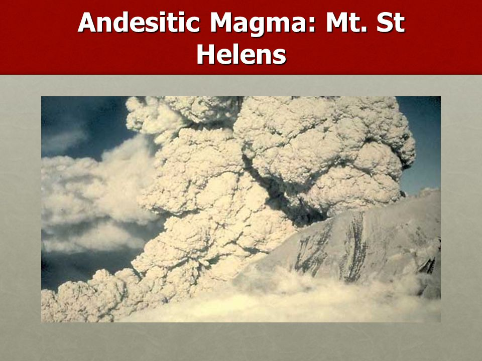 comparing mt st helens to kilauea The kilauea volcano is now pouring lava in hawaii explore other active volcanoes in the united states, from mount st helens to mount cleveland.