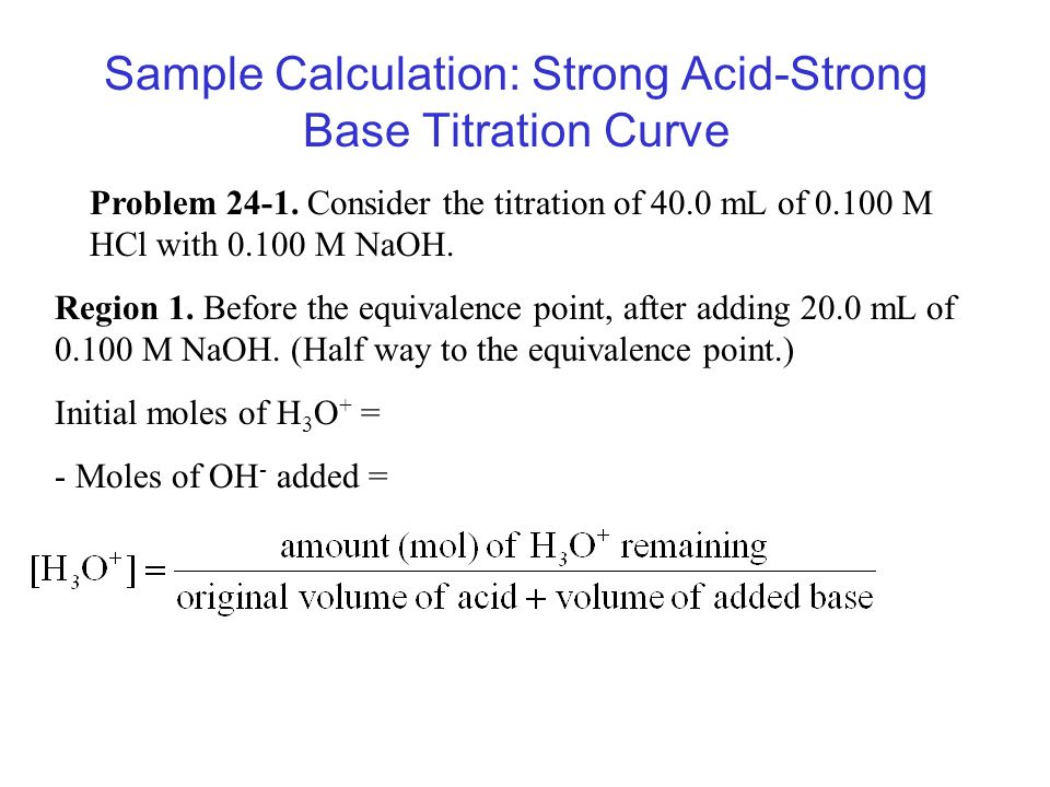 Titration Calculation Vaydileforic