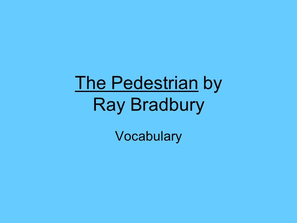 summary analysis of ray bradburys the Essays and criticism on ray bradbury - critical essays enotes home ray bradbury long fiction analysis bradbury, ray (vol 1).