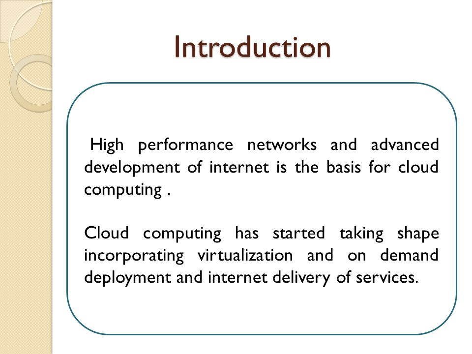 Architectural Overview Of Cloud Computing - ppt video ...