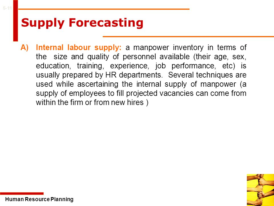 5-11 Supply Forecasting.