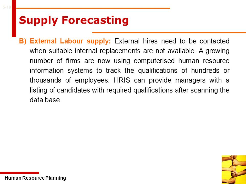 5-19 Supply Forecasting.