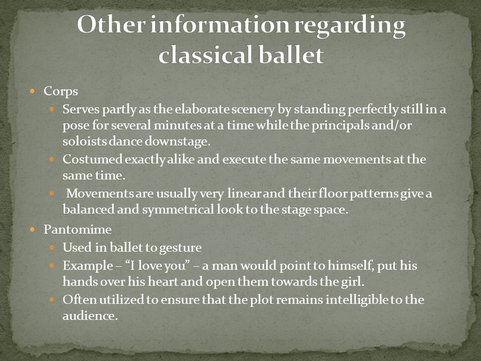 a report on the history of dance Presentation and discussion of music and dance in haywood county the  presentation is led by the canton museum and the canton library come  prepared to.
