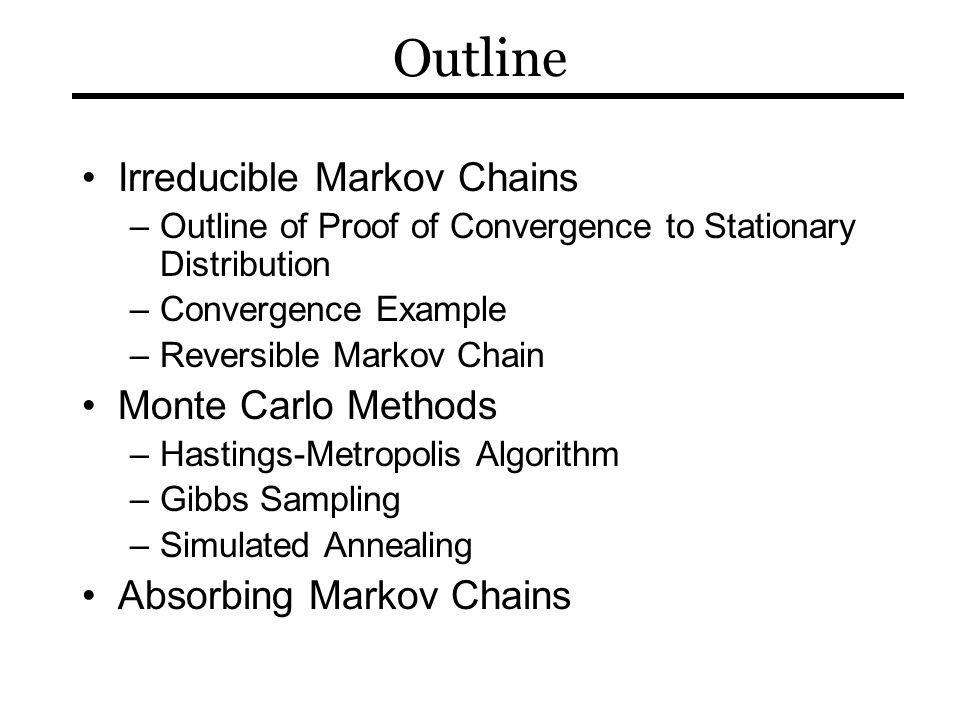 norris markov chains