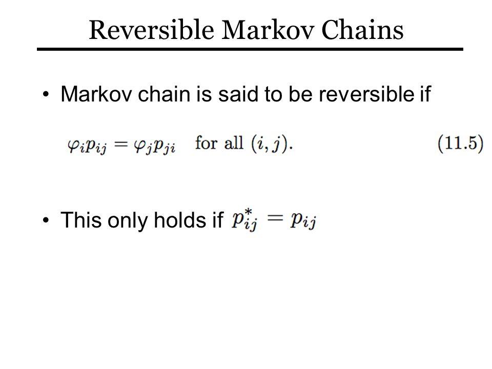 markov chain stationary distribution pdf