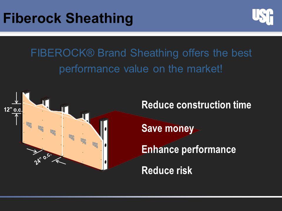 Fiberock Aqua Tough Exterior Sheathing Ppt Video Online Download