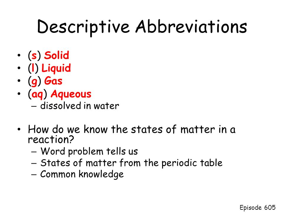 descriptive abbreviations ppt video online download rh slideplayer com note taking guide episode 605 descriptive abbreviations note taking guide episode 605 key