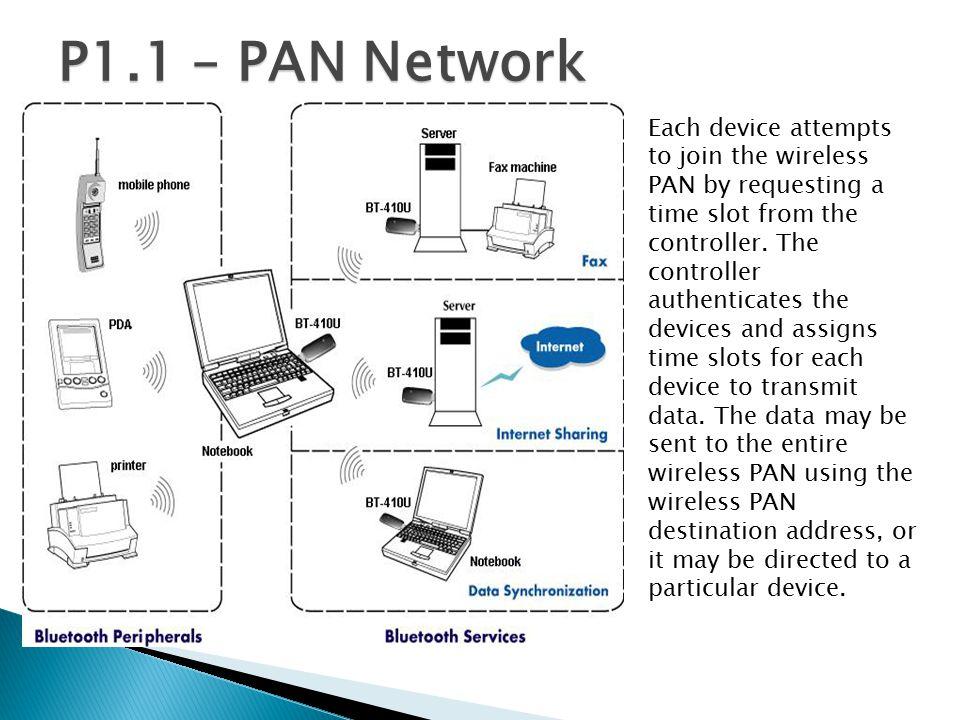 P1.1 – PAN Network