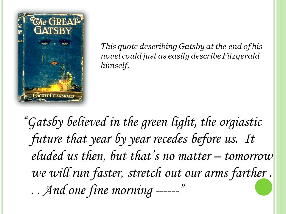 a list of important quotes from the great gatsby by f scott fitzgerald Summary of the great gatsby by f scott fitzgerald below is a list of the great gatsby cliff notes and the great gatsby sparknotes not looking for a the great gatsby summary.