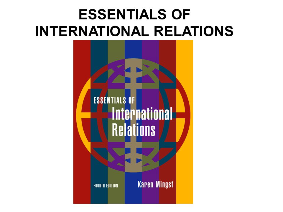 essays on international relations theory Realism and international politics brings together the collected essays of kenneth n waltz, one of the most important and influential thinkers of international relations in the second half of the twentieth century his books man, the state and war and theory of international politics are classics of international relations theory and gave birth to the.