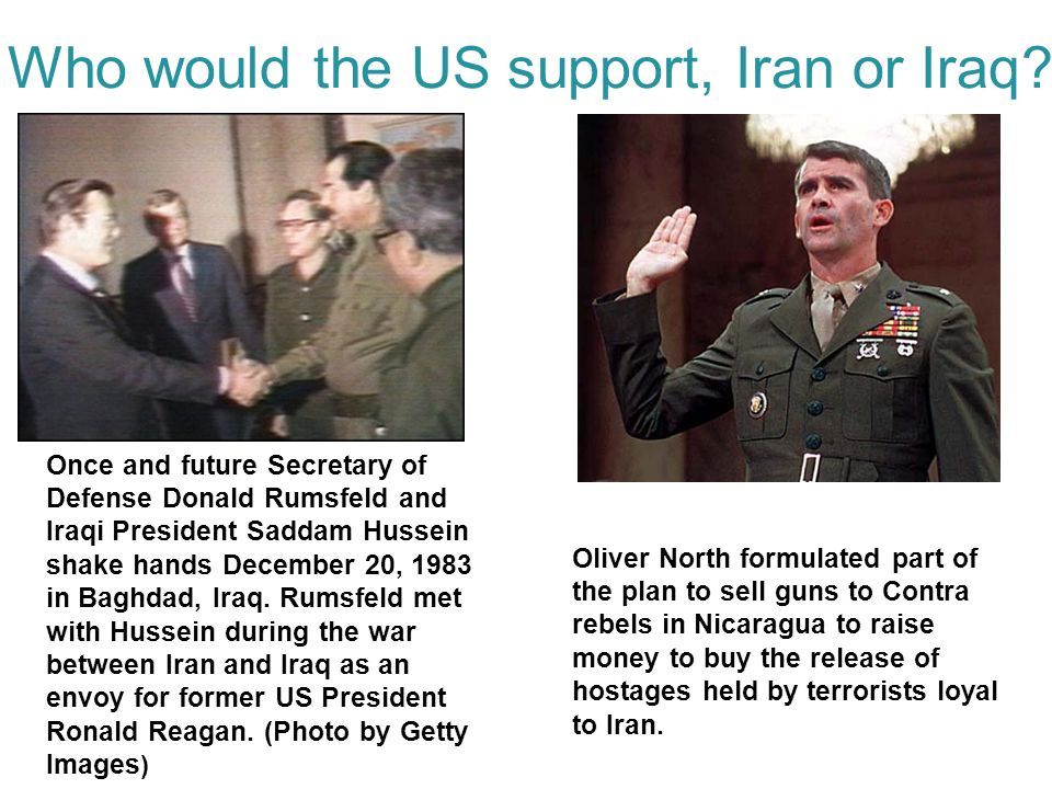 a history of saddam husseins ruling of iran We are asked to support bush's war because of evil saddam hussein  in iran overthrew  taking control of iraq's ruling party, saddam forced many baath.