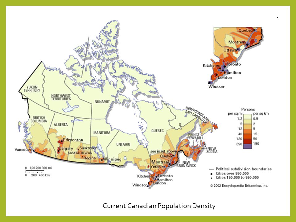Human Geography of Canada ppt video online download