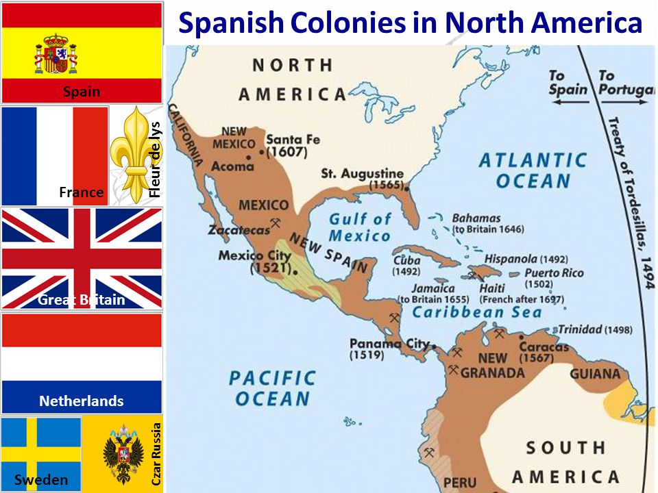 an introduction to the british colonies in north america The arrival of the british at the cape changed the lives of the people  homes to  european colonial possession in the americas range from 9 to.