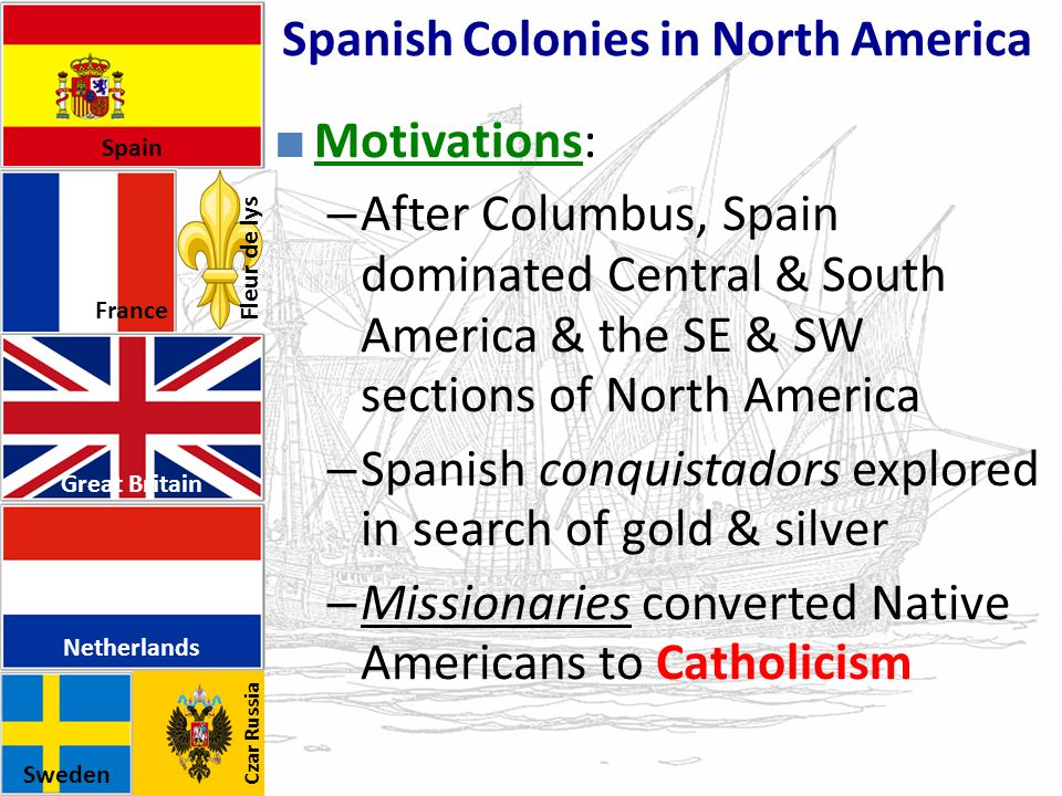 an analysis of colonization and exploration in north america Immediately download the english colonization of the americas summary, chapter-by-chapter analysis english exploration of north america began with the.