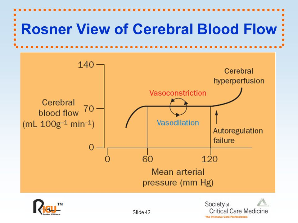 a report on cerebral autoregulation Define autoregulation autoregulation  increased cerebral blood flow and the loss of autoregulation of intracranial pressure may contribute  a case report.