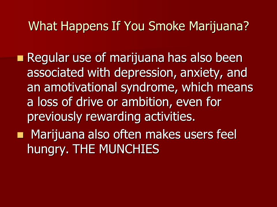 """amotivational syndrome and marijuana use an While some have claimed that chronic use of cannabis causes amotivational syndrome in some users, empirical studies suggest that there is no such thing as """"amotivational syndrome"""", per se, but that chronic cannabis intoxication can lead to apathy and amotivation."""