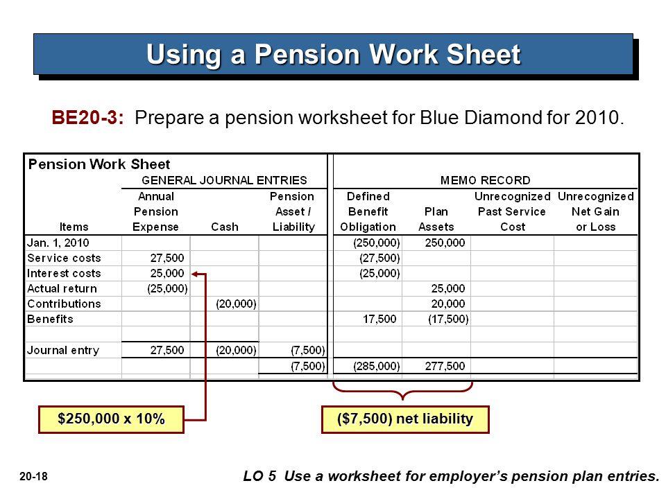 Volume ppt download – Pension Worksheet