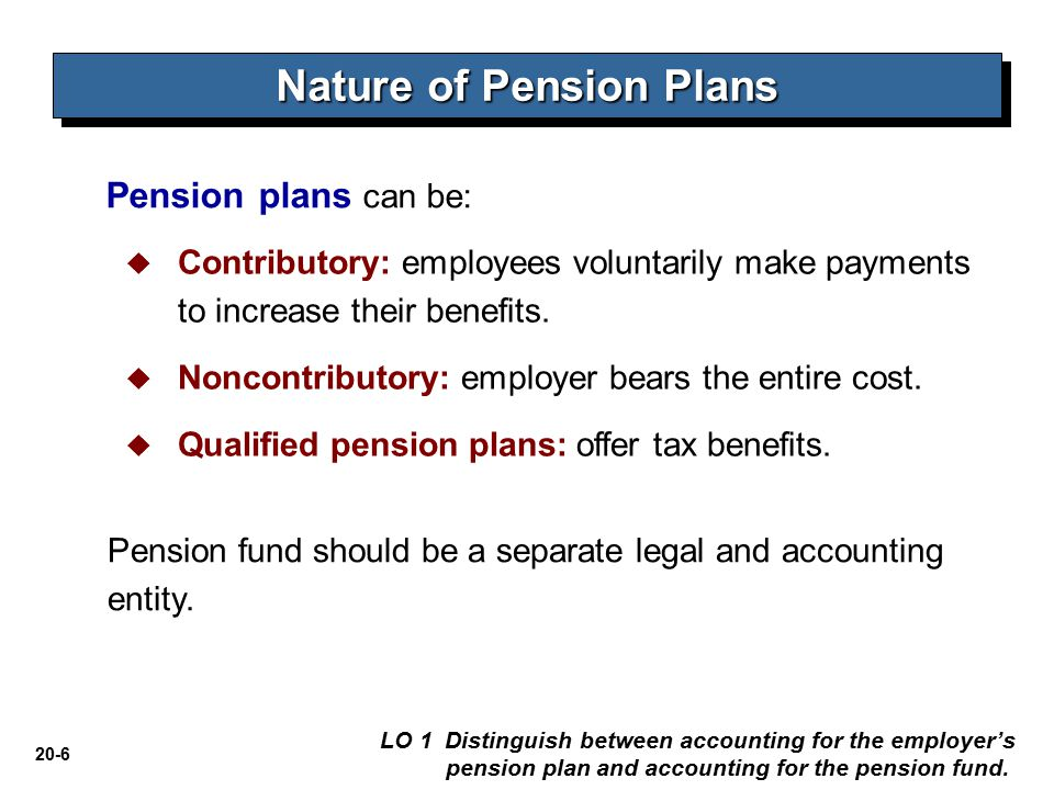pension plans and their benefits Before you purchase a pension plan, it's essential you know how they work, as well as the tax benefits they offer.