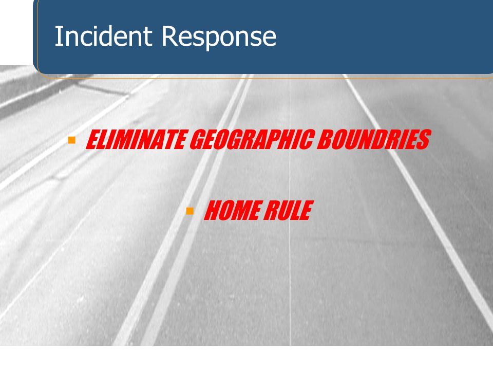 ELIMINATE GEOGRAPHIC BOUNDRIES