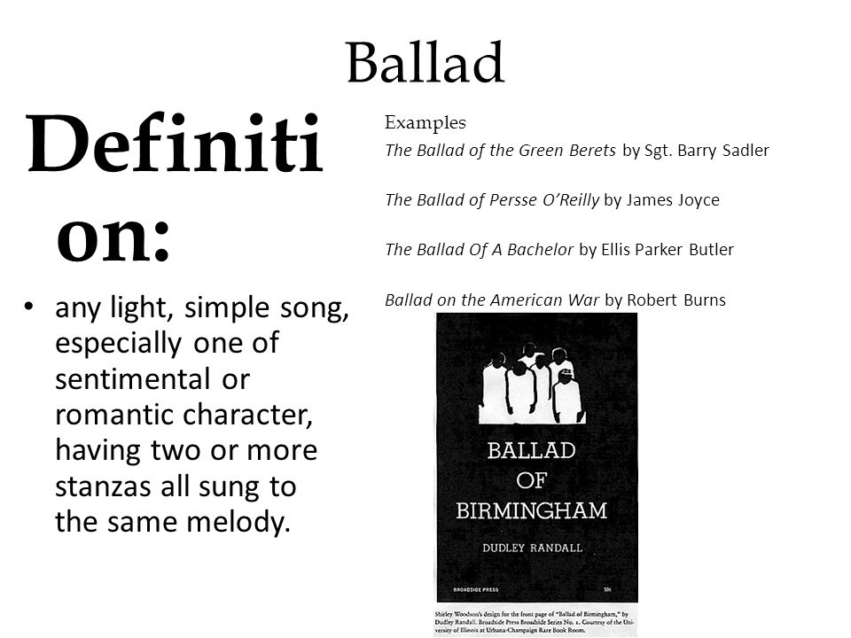"""ballad of birmingham theme Free essay: dudley randall's """"ballad of birmingham"""" is a look into the effects of racism on a personal level the poem is set in alabama during the civil."""
