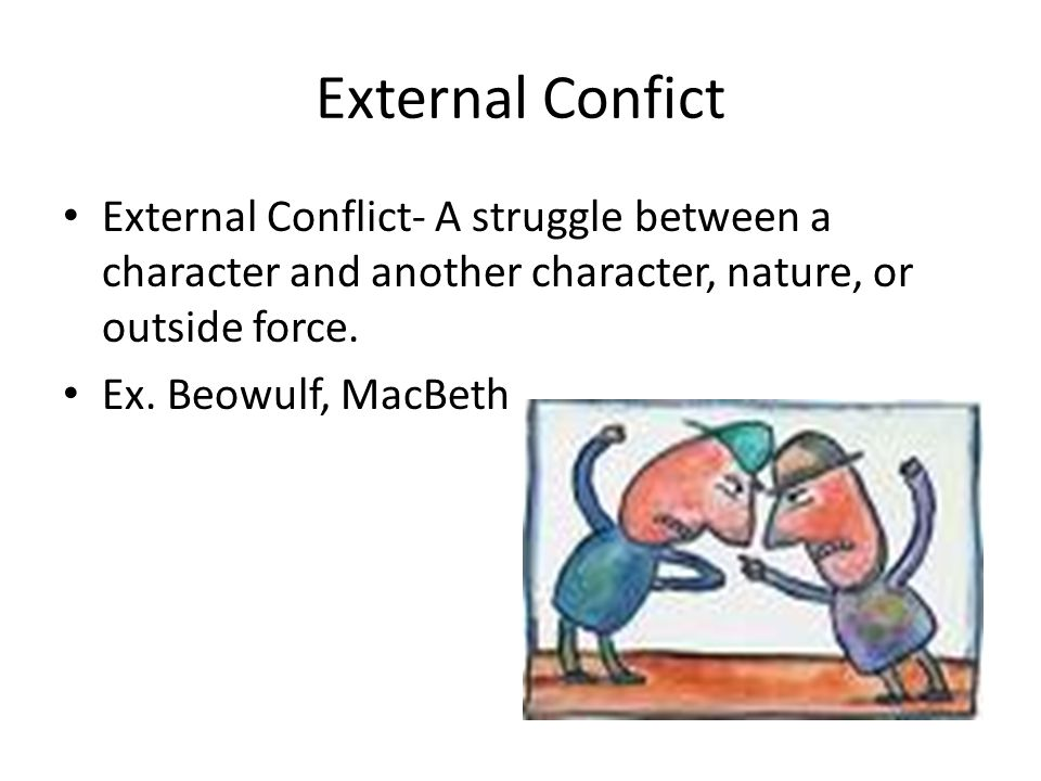 Conflict In Macbeth