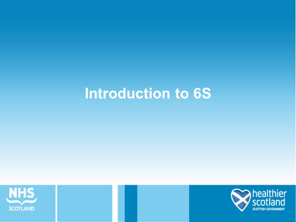 Introduction to 6S