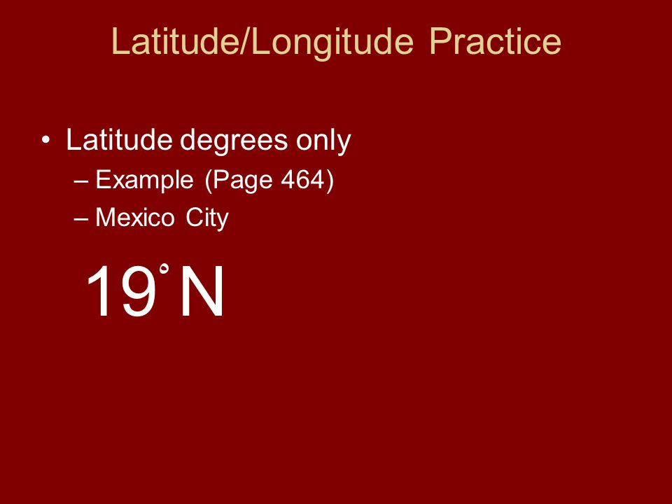 Location Regions Place Movement Humanenvironmental - What is the latitude and longitude of mexico city